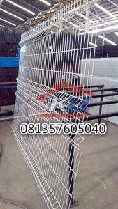 Jual Pagar Bandara V Mesh Galvanis Hotdeep Ready Stock Surabaya